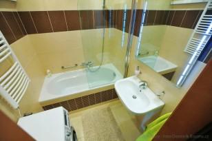 Koupelna v barvě Mocca