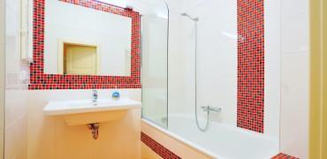 Rekonstrukce koupelny v Praze