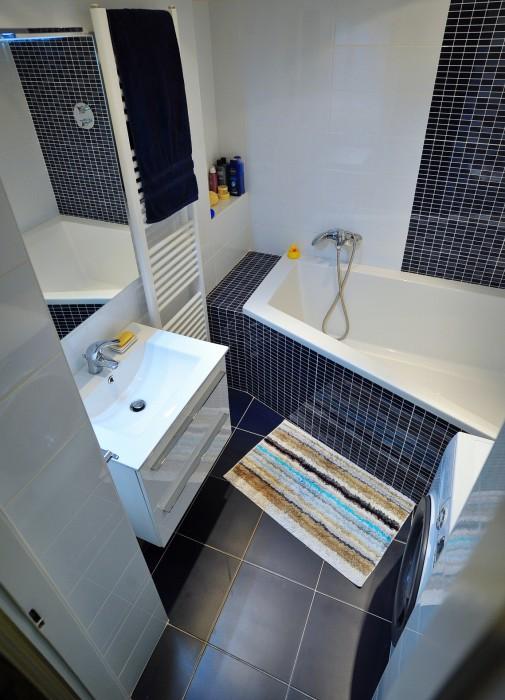 Secesní koupelna